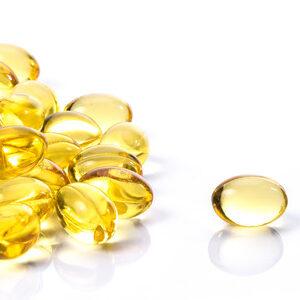 Capsules d'huiles essentielles